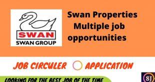 Swan Properties Multiple job opportunities